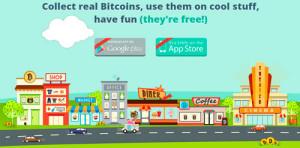 Cryptoff.net: Bitcoin можно будет найти прямо на улицах городов