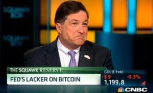 Cryptoff.net: ФРС не заинтересована в крахе Bitcoin - Джеффри Лакер