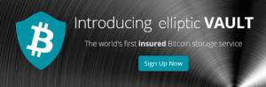 Cryptoff.net: Elliptic - первый застрахованный сервис хранения Bitcoin
