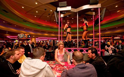 Cryptoff.net: Два казино в Лас Вегасе начнут принимать Bitcoin