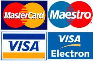 Cryptoff.net: Visa, Master Card и American Express не видят угрозы в Биткоине