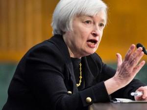 Cryptoff.net: ФРС не может контролировать Биткоин - Джанет Йеллен