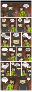bitcoin-Комиксы-ограбление