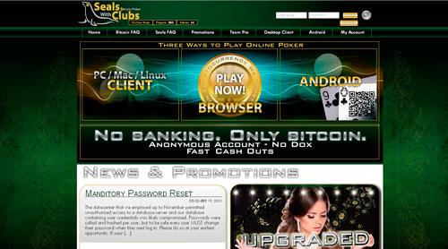 Cryptoff.net: Хакеры украли 42020 паролей из Bitcoin Poker Casino