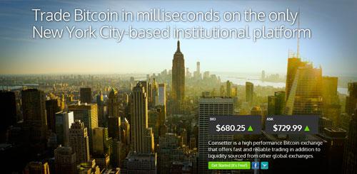 Cryptoff.net: Coinsetter планирует привлечь $1.5 миллиона инвестиций