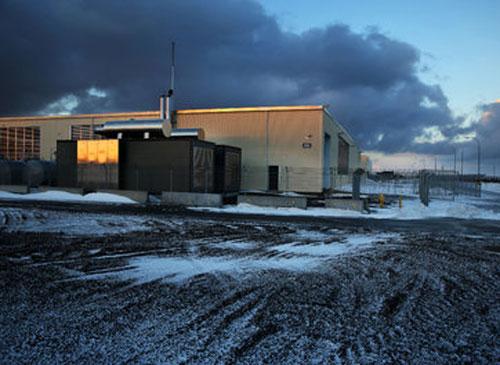Cryptoff.net: Репортер NY Times побывал в майнинг шахте в Исландии