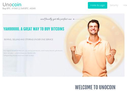 Cryptoff.net: В Индии появился еще один BTC обменник Unocoin