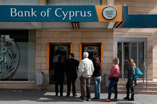 Cryptoff.net: Центральный банк Кипра оказался против Bitcoin