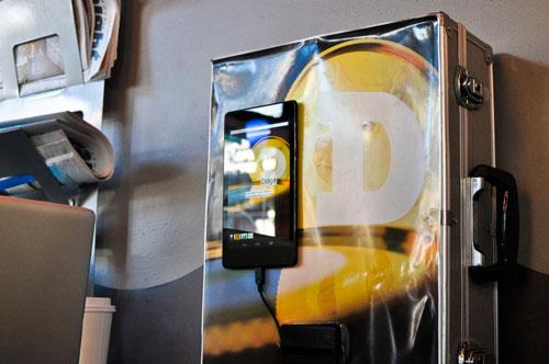 Cryptoff.net: DogeCoin обзавелся банкоматом в Ванкувере