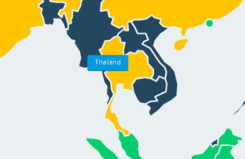 Cryptoff.net: Тайланд может изменить свое отношение к Биткоину
