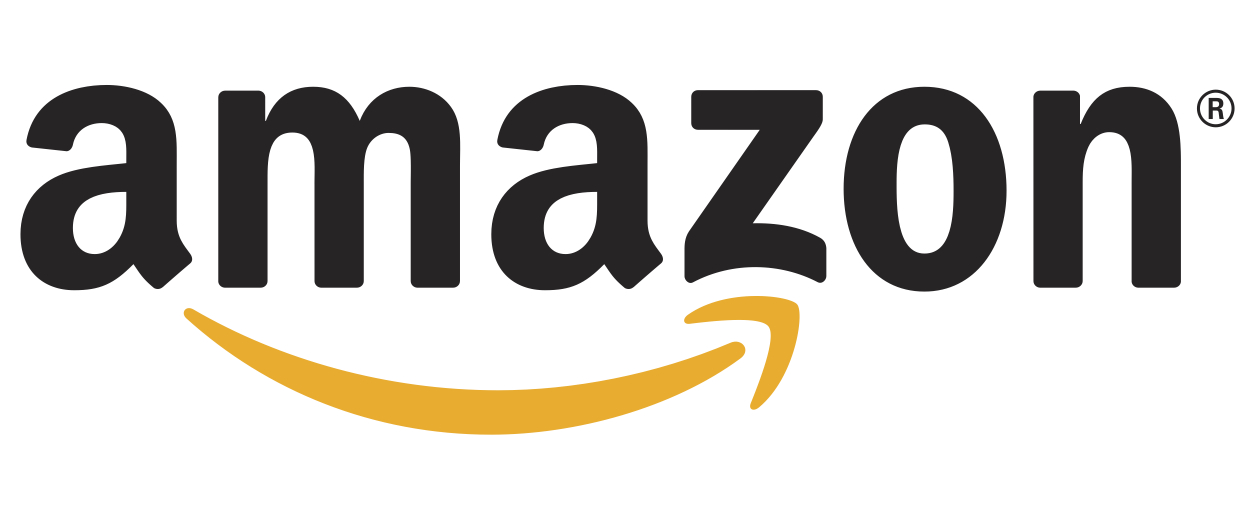 Amazon logo design trademark