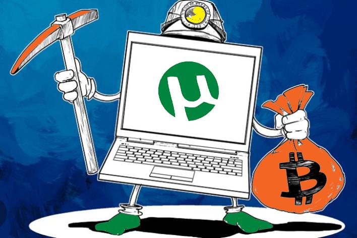 В uTorrent обнаружили программу для генерации биткоинов
